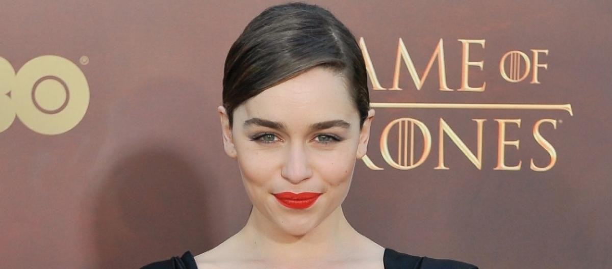 Emilia Clarke Named Sexiest Woman Alive By Esquire Magazine