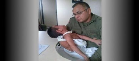 PM foi preso por socorrer o filho