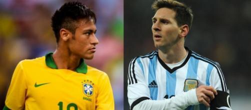 Argentina y Brasil acusan la falta de sus líderes