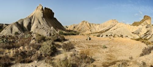 Desierto de Almería. Los Siete Reinos