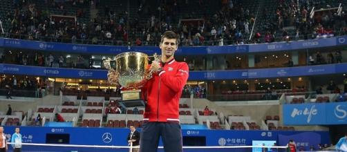 Djokovic won his sixth China Open title