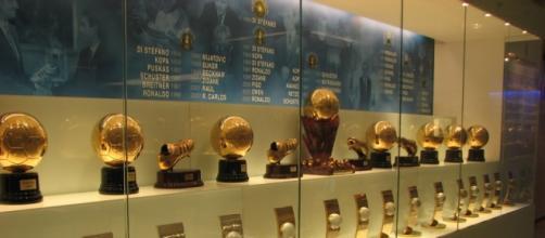 Galardones del Balón de Oro del Real Madrid