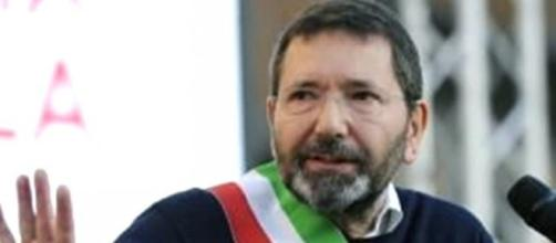 Il sindaco dimissionario, Ignazio Marino