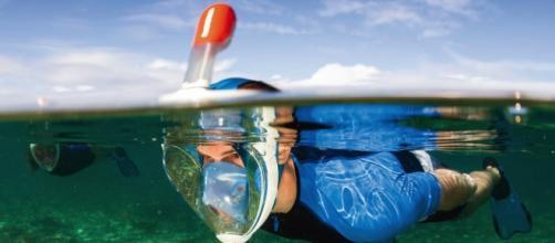 La Tribord Easybreath è in vendita da Decathlon
