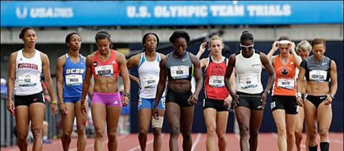 O atletismo é uma das principais provas dos Jogos