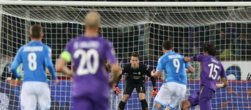 Probabili formazioni Napoli-Fiorentina.
