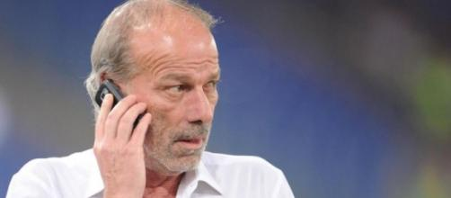 Walter Sabatini, direttore sportivo della Roma