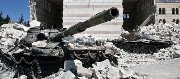 Ammunition In Syria Will End Up In ISIS Hands