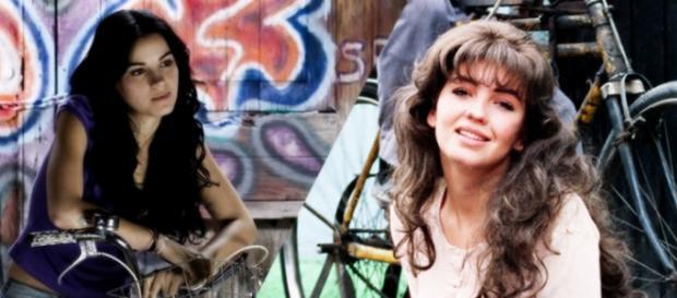 Maite Perroni é trocada por Thalía