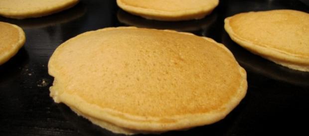 Pancakes super fast, semplici da preparare.