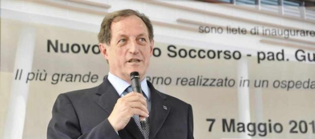 Tangenti, arrestato Mario Mantovani