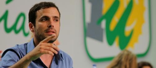 Alberto Garzón aspira a liderar 'Ahora en Común'