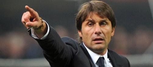 Antonio Conte da indicazioni ai giocatori