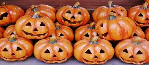 Calabazas Halloween, foto Pixabay