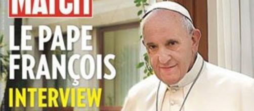 Francisco habló de la codicia y el culto al dinero