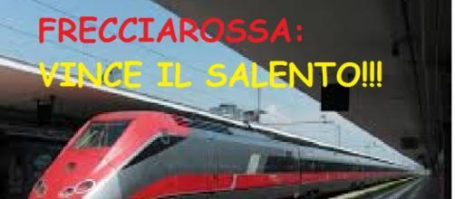 Il Frecciarossa arriverà anche a Lecce.