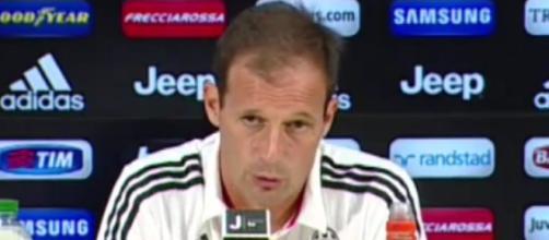 Inter-Juventus, Massimiliano Allegri