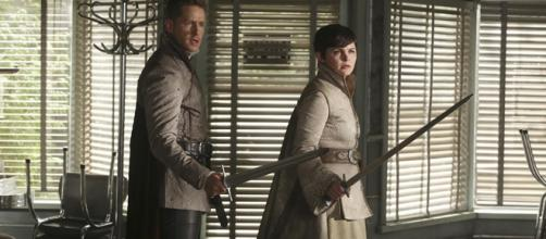 Josh Dallas e Ginnifer Goodwin