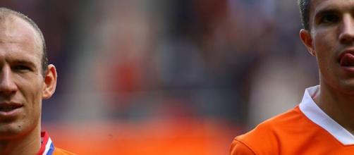 La ausencia de Robben en Holanda fue determinante