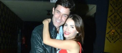Lali y Martínez, un amor que no pueden ocultar