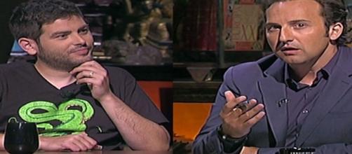 Los Estopa e Iker Jiménez hablando de misterio