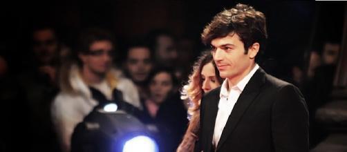 Luca Argentero sul red carpet di Romanzo Criminale
