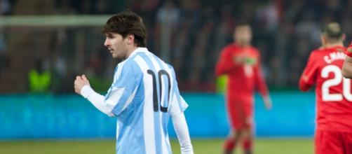 Messi, una ausencia determinante para Argentina.