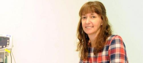 Pauline Cafferkey contrajo el virus en África