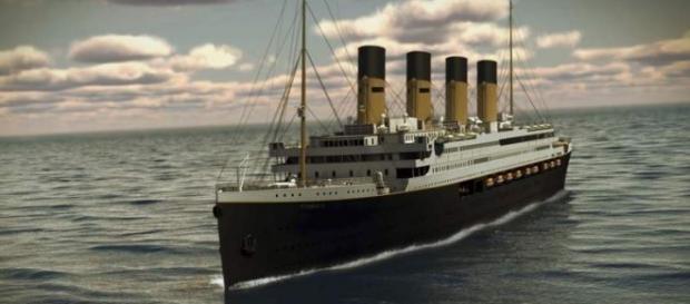 Ecco un'immagine del Titanic II