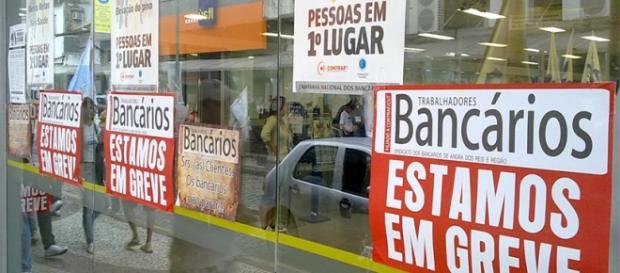 Greve dos bancários entra no décimo primeiro dia