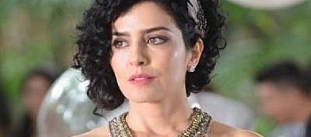 Letícia Sabatella vive Maria em 'Malhação'