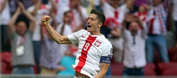 Lewandowski został najlepszym piłkarzem eliminacji