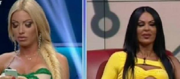 Loredana Chivu și Dana Criminala