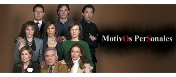 Los personajes principales de Motivos Personales