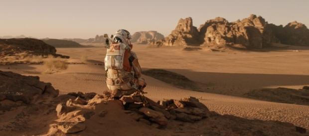 Matt Damon protagoniza The Martian