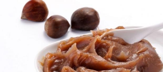 Puré de castañas, nutritivo y tonificante