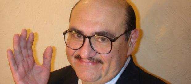 Seu Barriga critica reencontro de atores de Chaves
