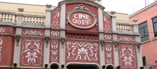 El Cine Doré (C/Santa Isabel), una de las sedes.