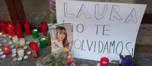 En recuerdo de Laura González tras su asesinato