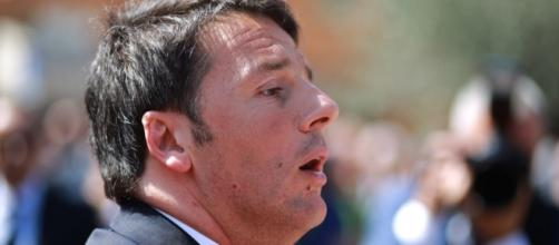 Il primo ministro Matteo Renzi