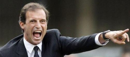 Massimiliano Allegri allenatore Juventus