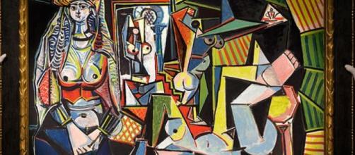 Mujeres de Argel (Pablo Picasso)