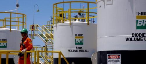 Petrobras assume risco de quebrar