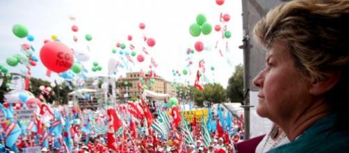Riforma pensioni, Camusso a Renzi: flessibilità