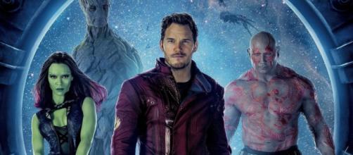 Segundo film de 'Guardianes de la Galaxia' en 2017