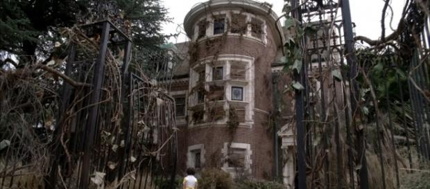 A 'Murder House' foi cenário da primeira temporada