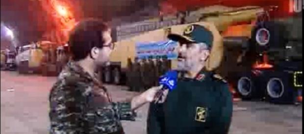 Captura de pantalla Iran declara ante la prensa