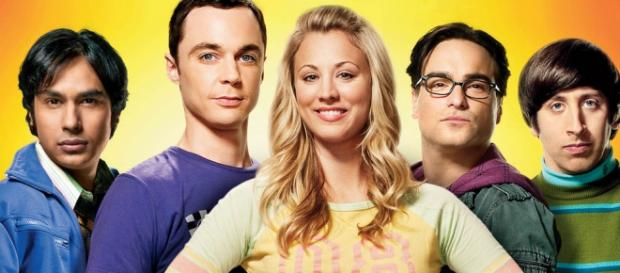Reparto original de The Big Bang Theory