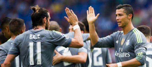 CR7 y Bale en la 3ª jornada.www.managingmadrid.com