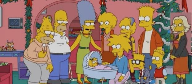 Los Simpsons en su último capitulo
